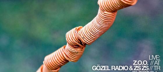 LIVE: Z.O.O. (AT), GÖZEL RADIO & ZS ZS (TR) @ KLUB MOOZAK #73