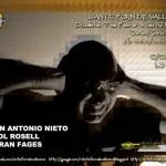 Juan Antonio Nieto + L'Eix (Rosell & Fagés) el 7 de febrero en Barcelona