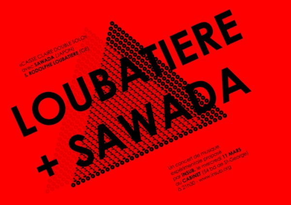 Sawada + Loubatière - Le Cabinet