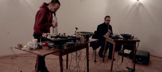 Xavier Charles/Petr Vrba w Centrum Amarant
