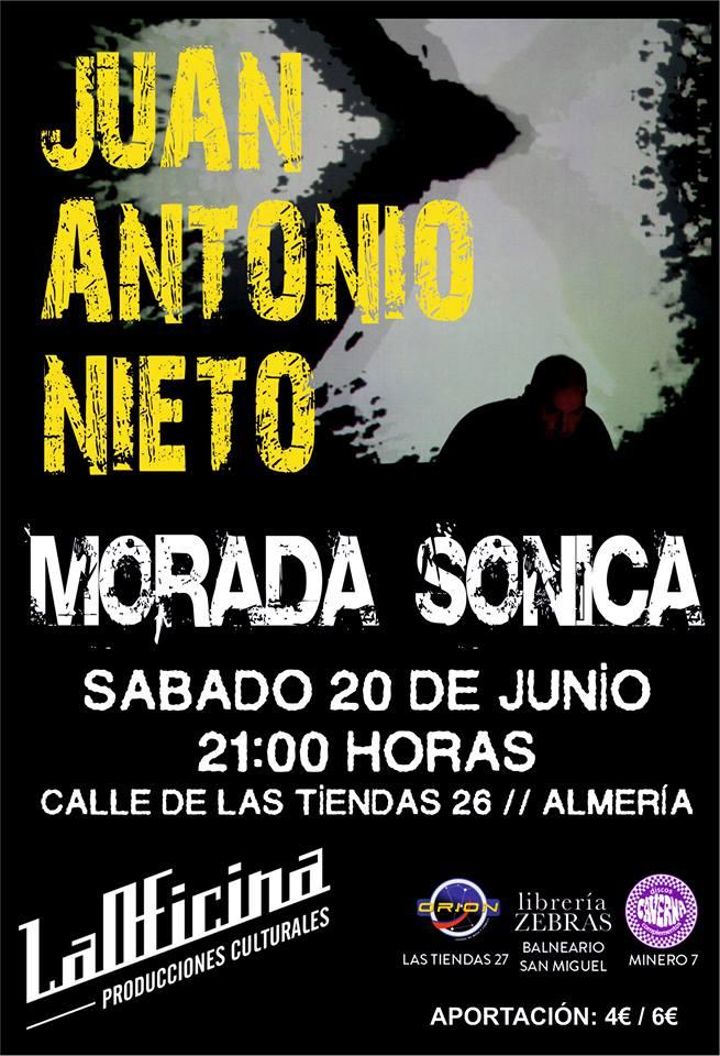 Almería Morada Sónica