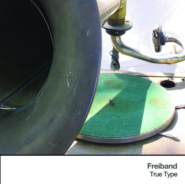 Freiband . True Type
