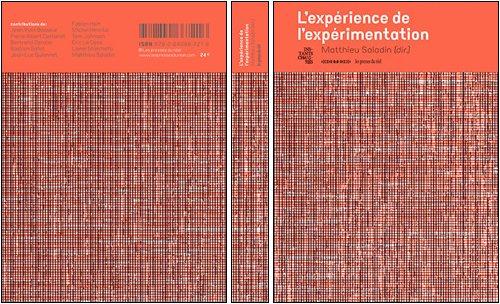 L'expérience de l'expérimentation