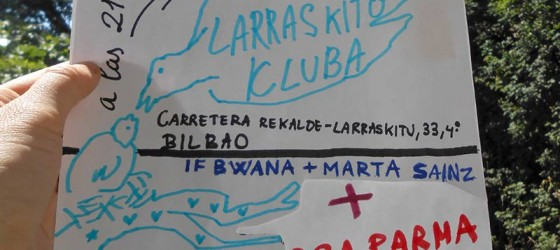 IF BWANA+MARTA SAINZ ; ROSA PARMA ; AAAh plays JOHN CAGE ; YORISHIRO