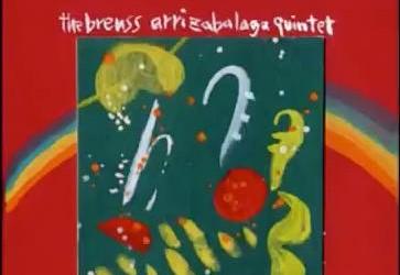 【洋楽】Breuss Arrizabalaga Quintet: Nfamoudou Boudougou