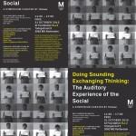 Doing Sounding Exchanging Thinking