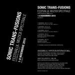 Spectrum XXI Sonic Trans-fusions