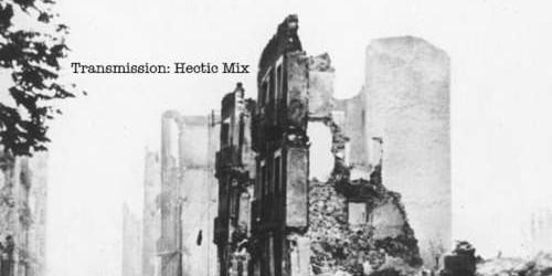 Brandon Bauer – Transmission: Hectic Mix  Radius
